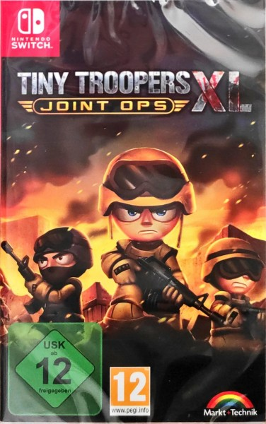 Tiny Troopers Joint Ops XL Nintendo Switch