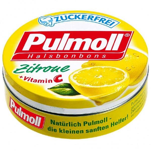 24x Pulmoll Zitrone + Vitamn C mini Dose á 20g=480g MHD:9.3.19