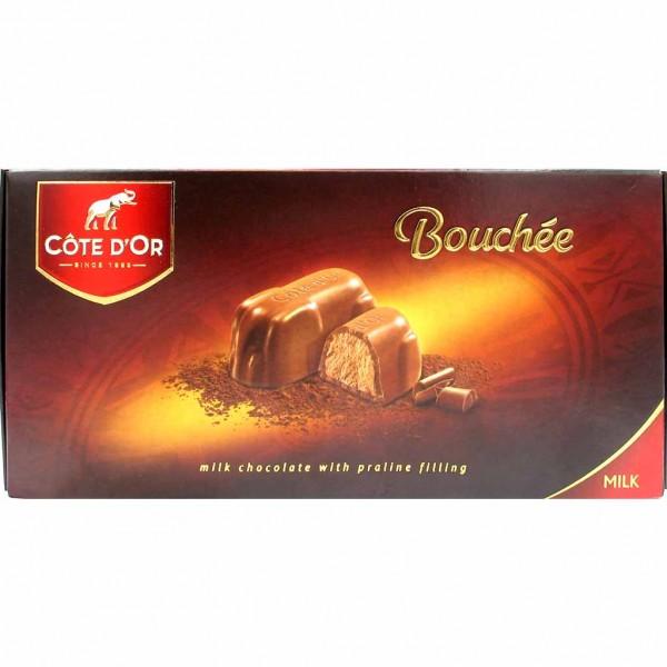 Cote D'Or Bouchée Lait 8er 200g MHD:12.9.21