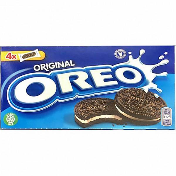 Oreo Original 4x4 Kekse = 176g MHD:31.5.22