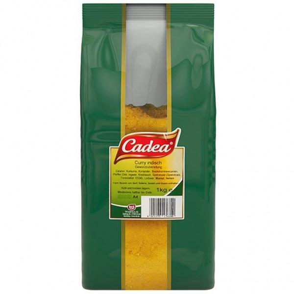 Cadea Gewürze Curry Indisch 1000g MHD:12/19