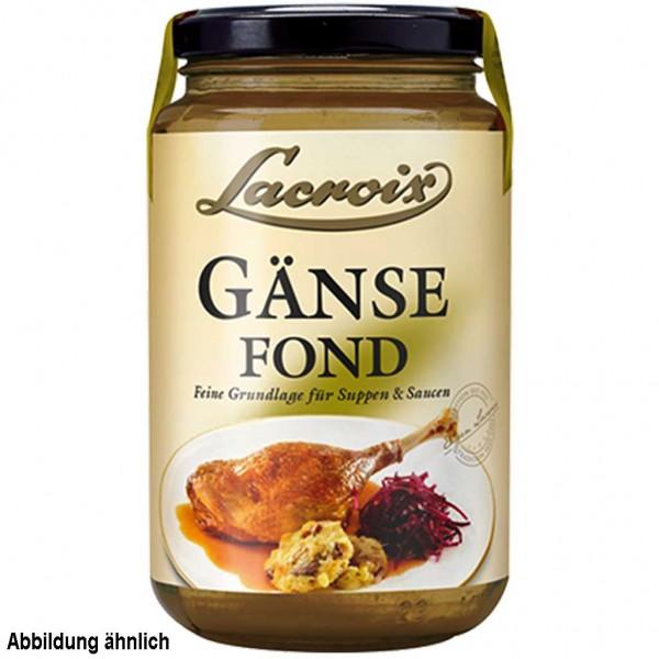 2x Lacroix Gänse Fond á 400ml=800ml MHD: 29.06.18