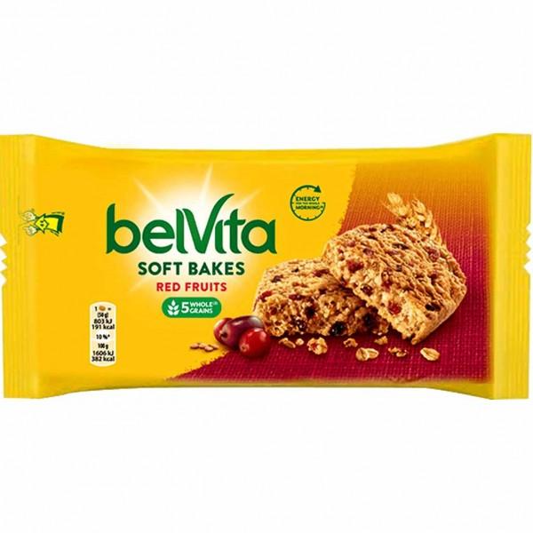 BelVita Frühstückskeks Soft Rote Beeren 50g