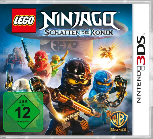 LEGO Ninjago Schatten des Ronin Nintendo 3DS