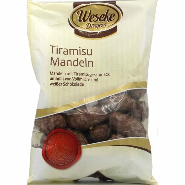 Weseke Tiramisu Mandeln 125g MHD:1.3.22