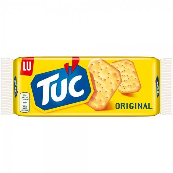 4x TUC Cracker original á 100g=400g MHD:6/19