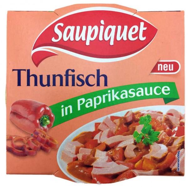 Saupiquet Thunfisch in Paprikasauce 160g