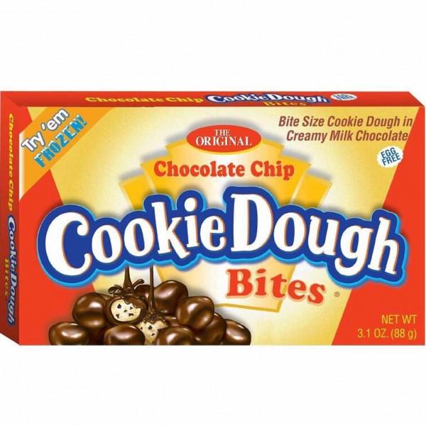 Chocolate Chip Cookie Dough Bites 88g MHD:6.3.22